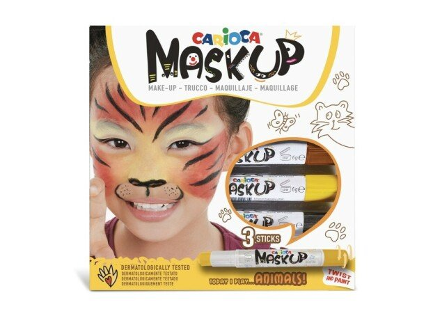 Carioca Mask-Up Animals
